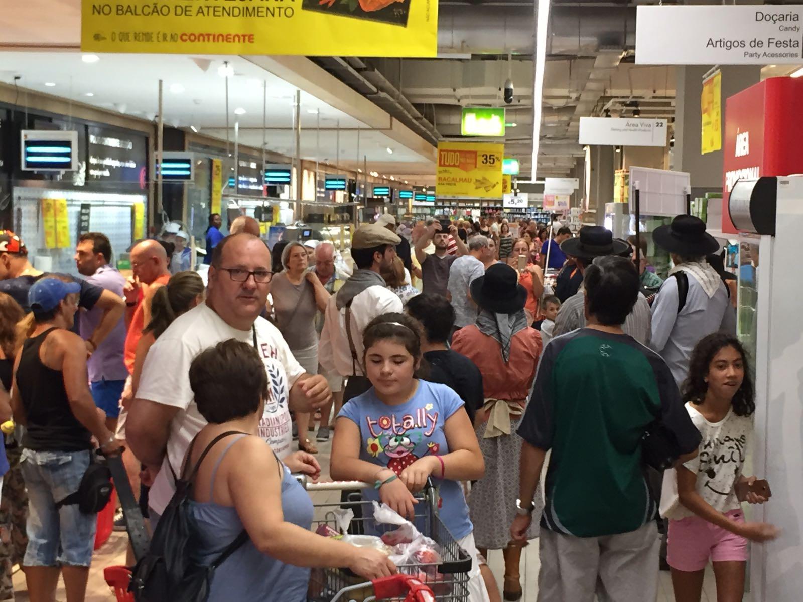 Carnalentejana nas Lojas Continente