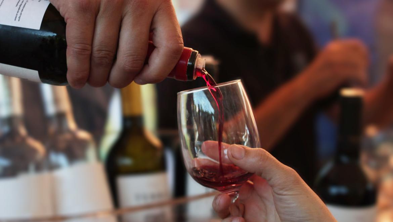 Prova de vinhos no dia 2 de Novembro de 2017