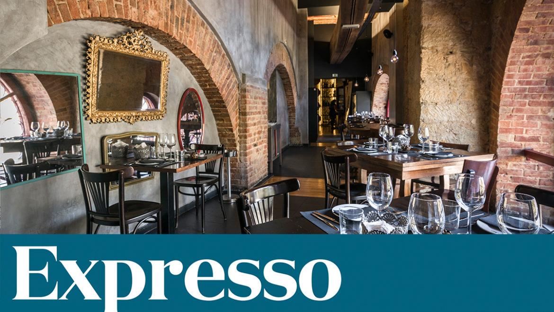 Restaurante Carnalentejana na revista In E (Expresso)