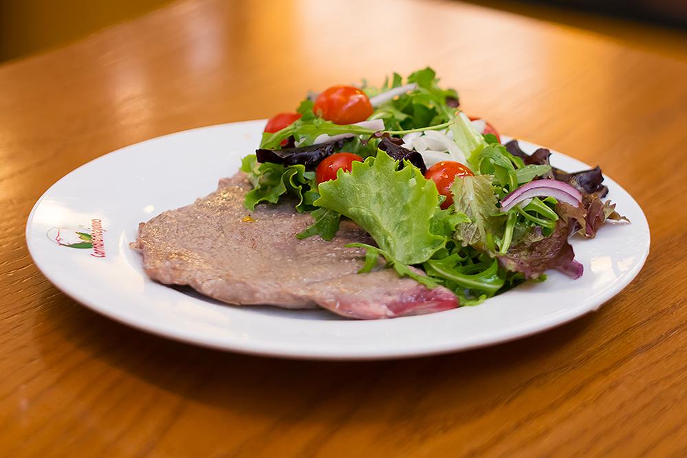 A carne num regime alimentar saudável