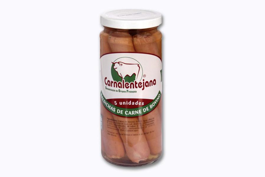 Salsichas de Bovino Carnalentejana nas lojas ALDI