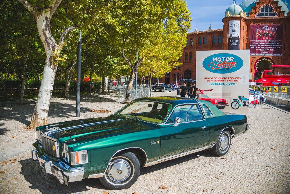 Carnalentejana apoia Motor Vintage 2018