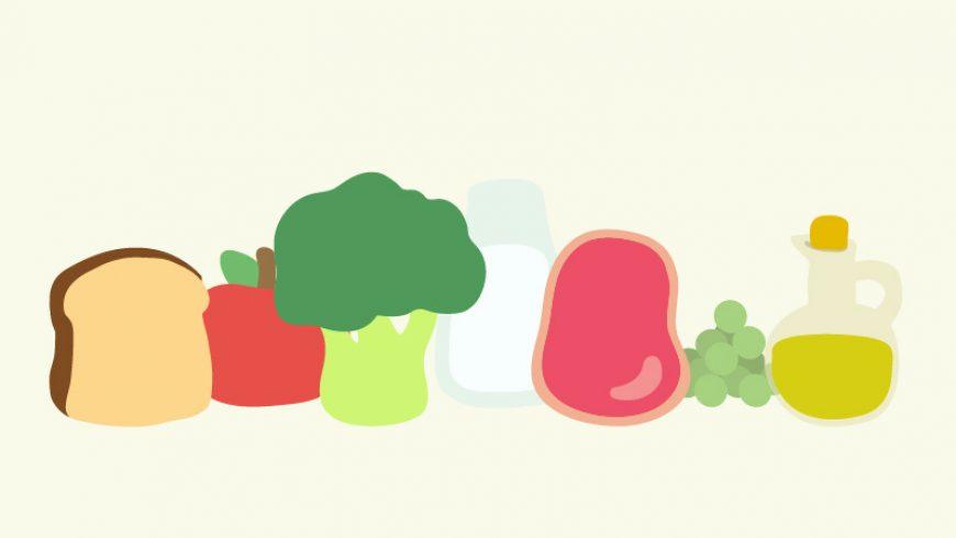 6 sugestões que o ajudarão a ter uma alimentação saudável