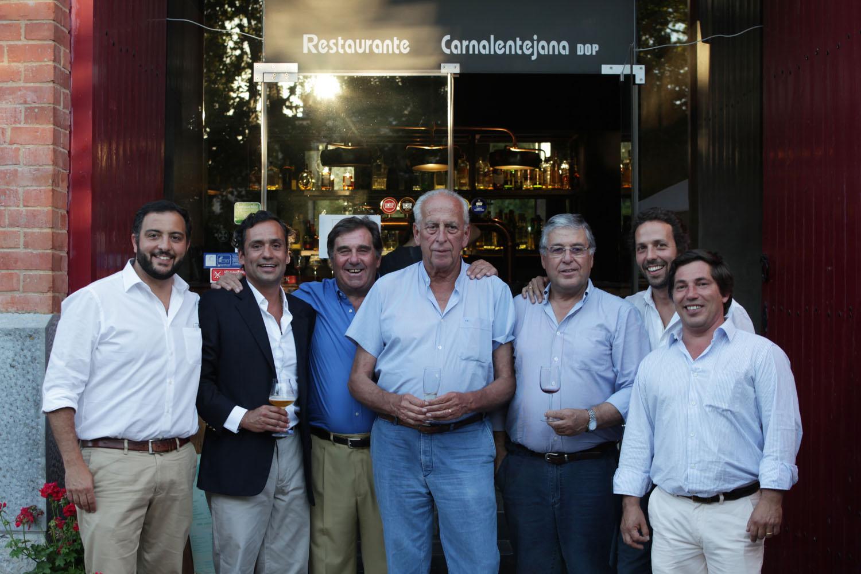 Inauguração Restaurante Carnalentejana